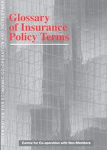 Glossary of Insurance Policy Terms - Oecd Publishing