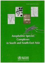 Anopheline Species Complexes in South and South-East Asia - Who
