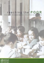Reaching the Poor :  A sourcebook for health professionals; module on ... - WHO Regional Office for the Western Pacific