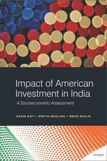 Impact of American Investment in India : A Socioeconomic Assessment - Saon Ray