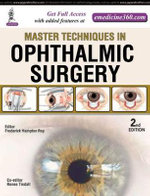 Master Techniques : Ophthalmic Surgery - Frederick Hampton Roy
