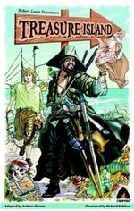 Treasure Island : A Campfire Graphic Novel - Robert Louis Stevenson