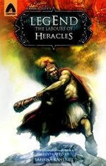 Legend : The Labors of Heracles : A Campfire Graphic Novel - Ryan Foley