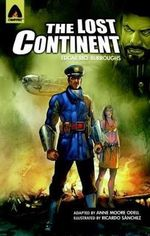 The Lost Continent : A Campfire Graphic Novel - Edgar Rice Burroughs
