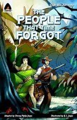 The People That Time Forgot : A Campfire Graphic Novel - Edgar Rice Burroughs