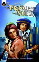 The Prince and the Pauper : A Campfire Graphic Novel - Corey Finkle