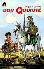 Don Quixote : Part One : A Campfire Graphic Novel - Lloyd S Wagner
