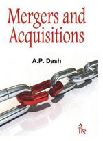 Mergers and Acquisitions - A.P. Dash