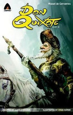 Don Quixote, Part II : A Campfire Graphic Novel - Lloyd S Wagner