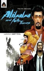 Ali Baba and the Forty Thieves Reloaded : A Campfire Graphic Novel - Poulomi Mukherjee