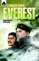 Conquering Everest : A Campfire Graphic Novel - Lewis Helfand
