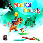 Magical Animals : Goldilocks, the Three Little Pigs and the Frog Prince - Jason Quinn