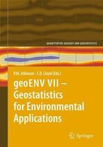 GeoENV VII - Geostatistics for Environmental Applications : Evidence from the MENA Region