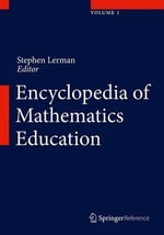 Encyclopedia of Mathematics Education