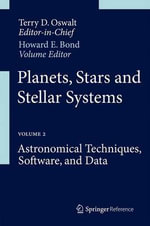 Planets, Stars and Stellar Systems : Probabilistic Properties and Statistical Methods