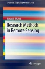 Research Methods in Remote Sensing - Basudeb Bhatta