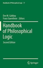 Handbook of Philosophical Logic : Volume 17