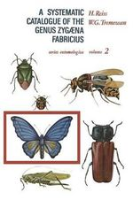 A Systematic Catalogue of the Genus Zygaena Fabricius (Lepidoptera : Zygaenidae) - H. Reiss