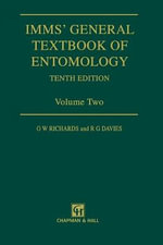 Imms' General Textbook of Entomology : Volume 2: Classification and Biology - O.W. Richards