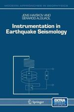 Instrumentation in Earthquake Seismology - Jens Havskov