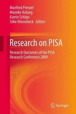 Research on Pisa : Research Outcomes of the Pisa Research Conference 2009