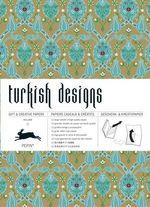 Turkish Designs : Gift & Creative Paper Book Vol. 02 - Pepin van Roojen