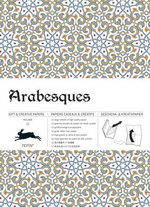 Arabesque : Gift Wrapping Paper Book Vol. 12 - Pepin van Roojen