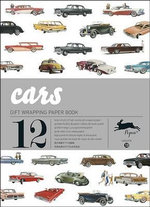 Cars : Gift Wrapping Paper Book Vol. 13 - Pepin van Roojen