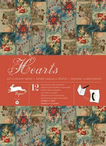 Hearts : Gift Wrapping Paper Book Vol. 19 - Pepin van Roojen