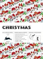 Christmas : Gift Wrapping Paper Book Vol. 20 - Pepin van Roojen
