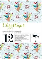 Christmas : Gift Wrapping Paper Book Vol. 21 - Pepin van Roojen
