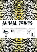 Animal Prints : Gift Wrapping Paper Book Vol. 29 - Pepin van Roojen