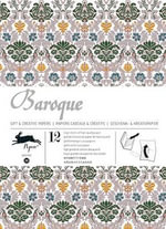 Baroque : Gift Wrapping Paper Book Vol. 30 - Pepin van Roojen
