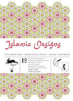 Islamic Designs : Gift Wrapping Paper Book Vol.32 - Pepin van Roojen
