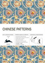 Chinese Patterns : Gift Wrapping Paper Book Vol. 35 - Pepin van Roojen