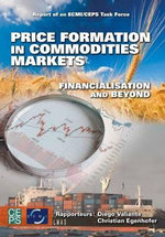 Price Formation in Commodities Markets : Financialisation and Beyond