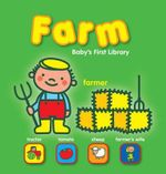 Baby's First Library Farm