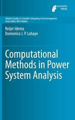 Computational Methods in Power System Analysis - Reijer Idema