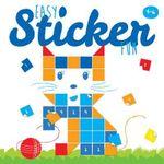 Easy Sticker Fun : 4-6 Years