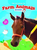 My Fold-Out Activity Fun : Farm Animals