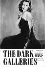 The Dark Galleries : A Museum Guide to Painted Portraits in Film Noir, Gothic Melodramas and Ghost Stories of the 1940s and 1950s - Steven Jacobs