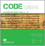 Code Green Class Audio CD : Elt Young Adult Courses - George Vassilakis