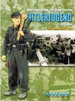 Hitlerjugend and the March of the SS Panzer-Division 1944-45 - I.M. Baxter