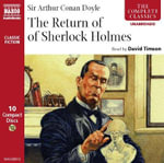 The Return of Sherlock Holmes : Classic Literature with Classical Music - Sir Arthur Conan Doyle