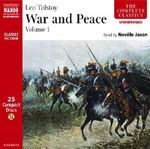 War and Peace : v. 1 - Leo Tolstoy