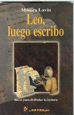 Leo, Luego Escribo - Monica Lavin