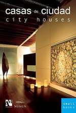City Houses: Smallbooks Series :  Smallbooks Series - Fernando de Haro