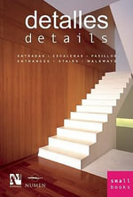 Details :  Smallbooks Series: Entrances, Stairs, Walkways - Fernando de Haro