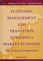 Economic Management and Transition Towards a Market Economy : An Asian Perpective :  An Asian Perpective