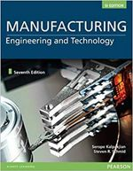 Manufacturing Engineering and Technology : 7th edition, 2013  - Serope Kalpakjian